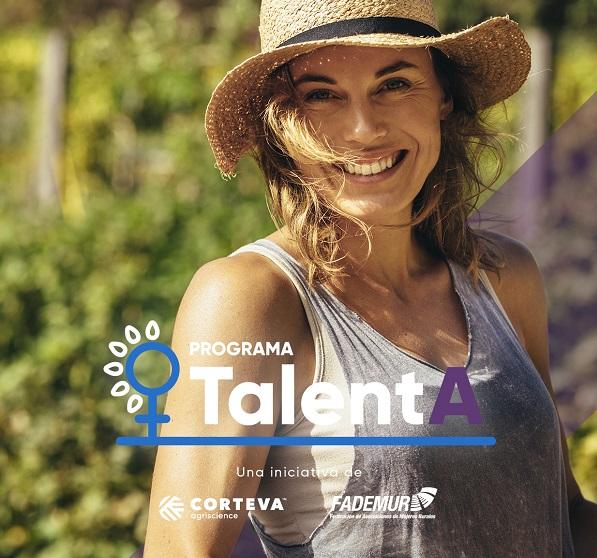 Corteva Agriscience™ y Fademur presentan el Programa TalentA en el Día Internacional de las Mujeres Rurales