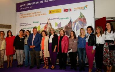 """Las mujeres de FADEMUR reivindican 11 medidas """"por la igualdad y contra el despoblamiento"""""""