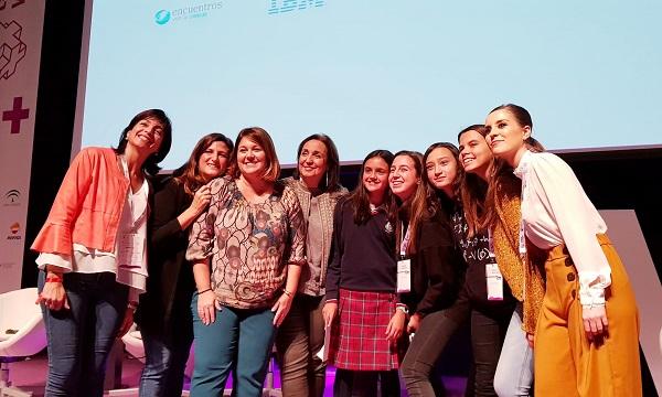 """Ana Corredera recalca en «Talent Woman 2019» que """"el papel de la mujer es clave para evitar la despoblación"""""""