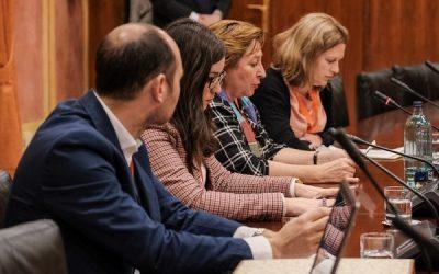 AMCAE defiende en el Parlamento de Andalucía una PAC que prime la incorporación de las mujeres a la actividad agraria y las políticas de igualdad en el sector