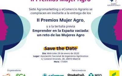 Gran cita por la igualdad y el empoderamiento de la Mujer Agro en Madrid