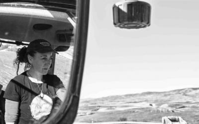 Pilar Edo, agricultora y ganadera: «El estado de alarma es más llevadero en los pueblos pequeños»