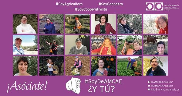 Agricultoras y ganaderas cooperativistas con rostro propio hacen un llamamiento al asociacionismo para impulsar la igualdad
