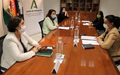 Junta y Ansemac cooperarán para desarrollar proyectos innovadores a través del Ifapa