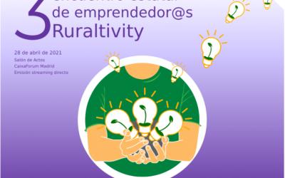 FADEMUR celebrará el 28 de abril el Encuentro Ruraltivity