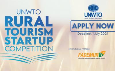 FADEMUR colabora con la Organización Mundial del Turismo para impulsar el emprendimiento rural