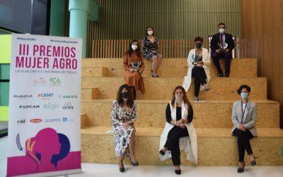 Los III Premios Mujer Agro visibilizan el trabajo hacia la igualdad en Andalucía, Aragón, Islas Baleares, Galicia y Valencia