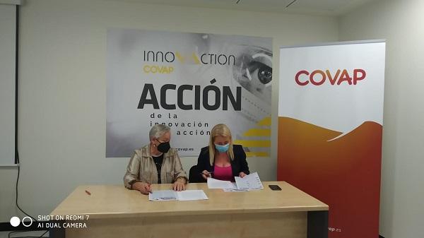 AMCAE-Andalucía se suma a la Red Andaluza de Entidades Conciliadoras del Instituto Andaluz de la Mujer