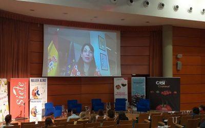 La directora general de Desarrollo Rural, Isabel Bombal, subraya la importancia de impulsar políticas públicas que desarrollen el talento de las mujeres rurales