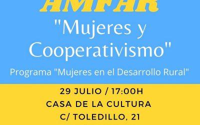 AMFAR impulsa el cooperativismo entre las mujeres rurales