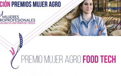 INLAC, miembro del Jurado en la nueva categoría Food Tech en los IV Premios Mujer Agro