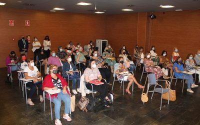 AMCAE promueve la labor de las mujeres como agentes de la sostenibilidad rural en Expoliva
