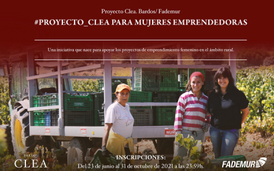 El Proyecto Clea premiará con 5.500 euros a una emprendedora rural