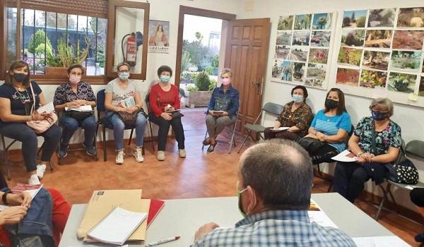 AMFAR arranca la semana con 15 cursos y jornadas en Almería, Ávila, Badajoz, Ciudad Real y Soria